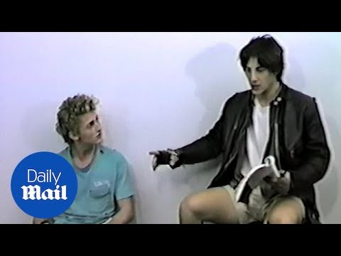 EXCLUSIVE never-before-seen Bill and Ted auditions: Alex Winter and Keanu Reeves 2