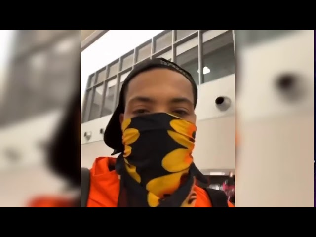 G-herbo Explain Why He Was Arrested