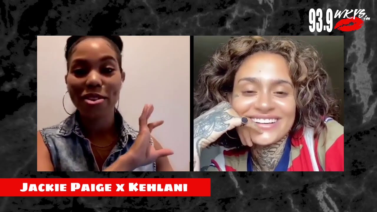 Girl Talk With Kehlani and Jackie Paige