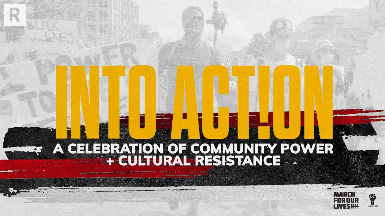 INTO ACTION celebrates International Youth Day with young social justice leaders