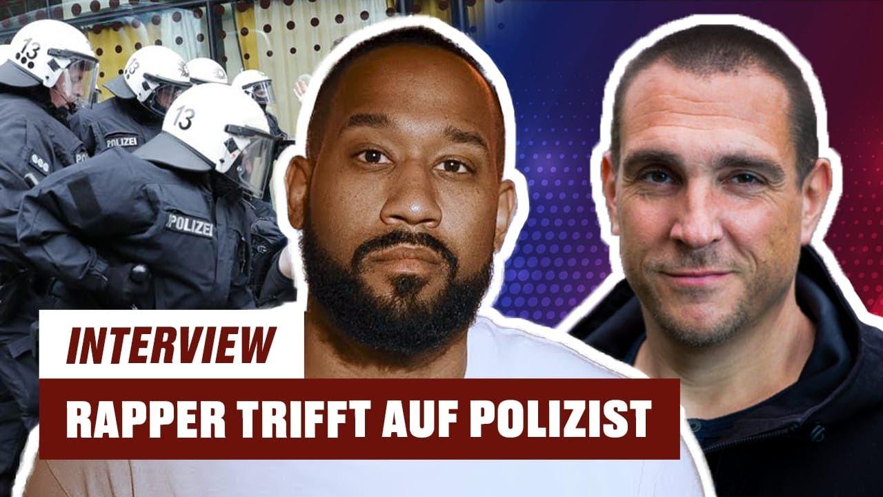 Jalil trifft auf den Polizisten Oliver von Dobrowolski: Polizeigewalt, BTM & Clans  16BARS