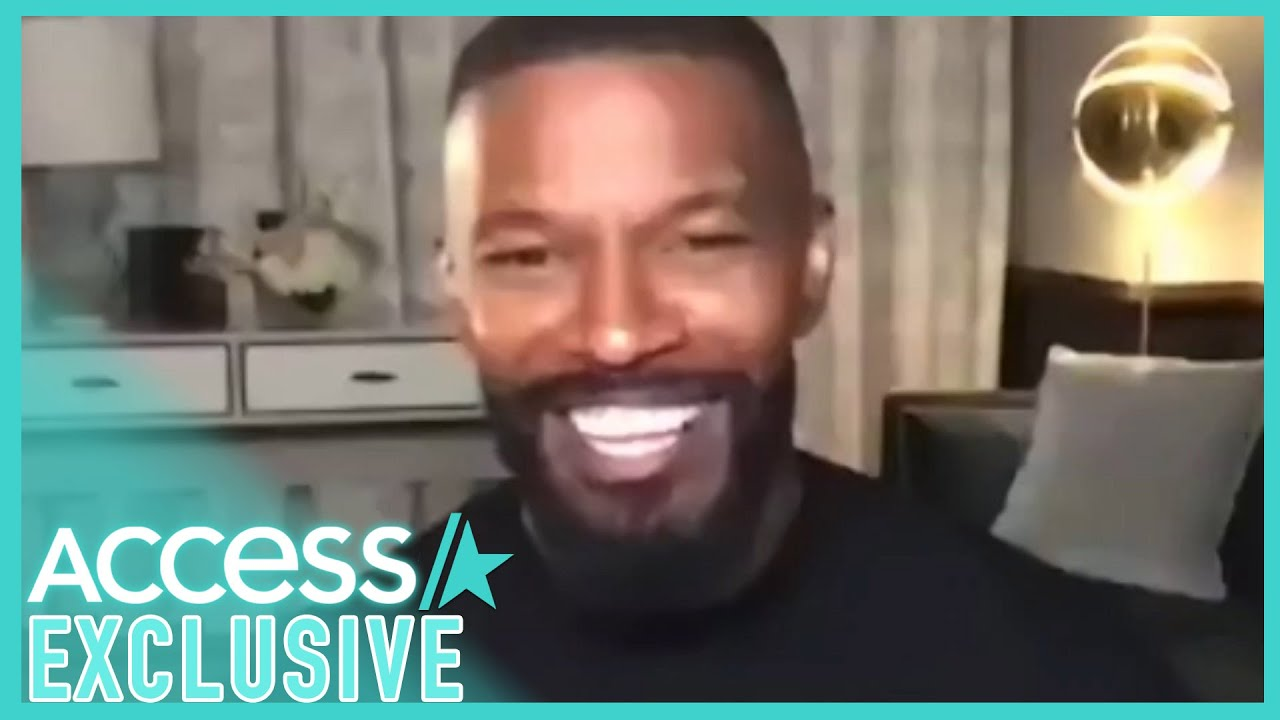 Jamie Foxx Reveals Specific Work Out For Mike Tyson's Signature Body