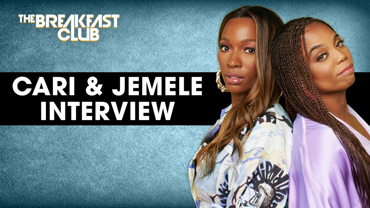 Jemele Hill & Cari Champion On Blending Sports And Social Justice + More