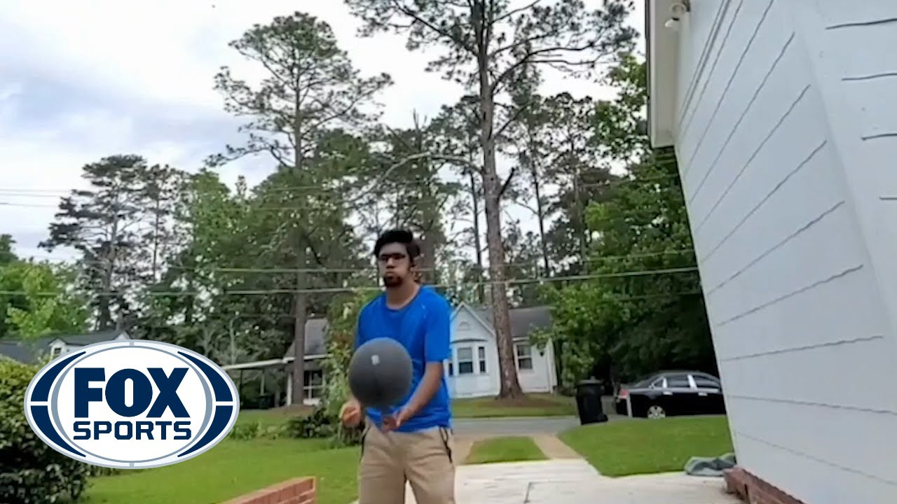 Joe Buck's play-by-play   Reverse 3-pointer   ULTRABuckCalls