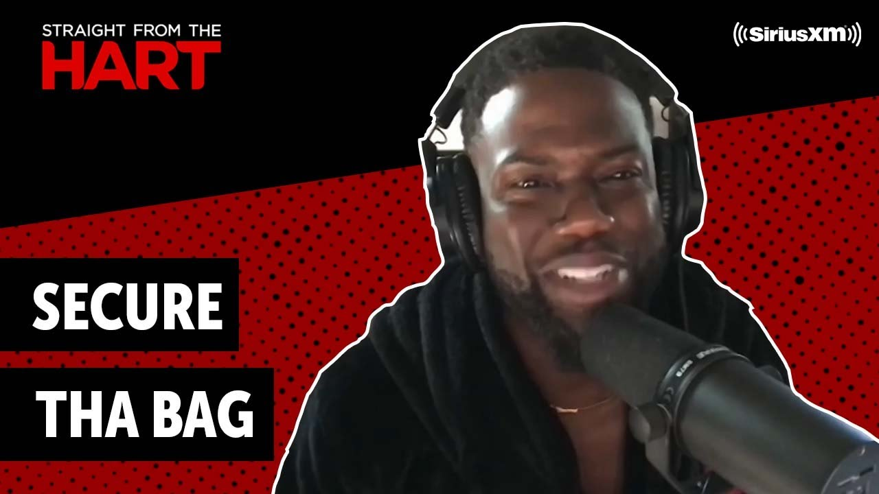 Kevin Secures The Bag | Straight from the Hart | Laugh Out Loud Network