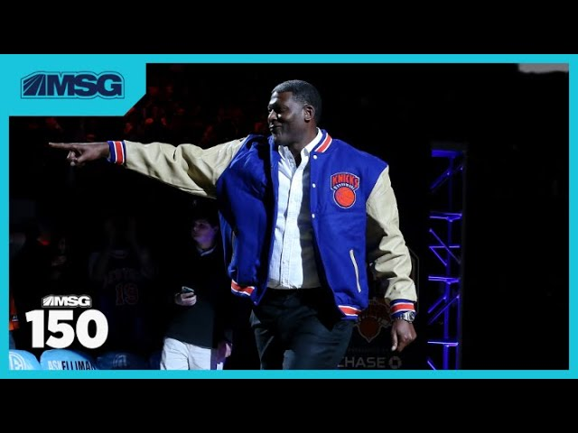 Larry Johnson Talks NBA Bubble Life   MSG 150