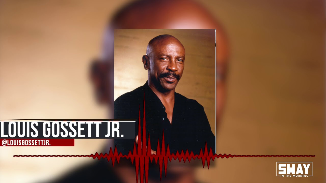 Louis Gossett Jr. Speaks On His Role As A Musician in 'The Cuban' | SWAY'S UNIVERSE