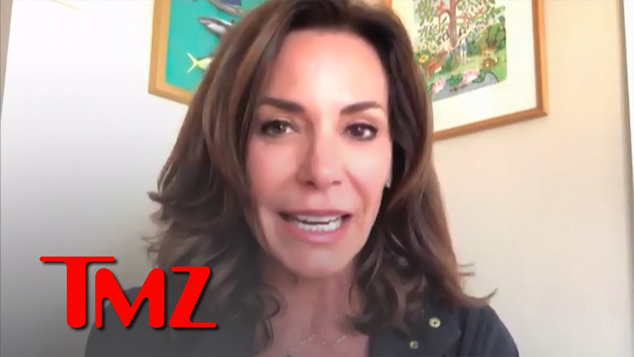Luann de Lesseps Says Sobriety During Pandemic Greatly Reduces Her Anxiety | TMZ