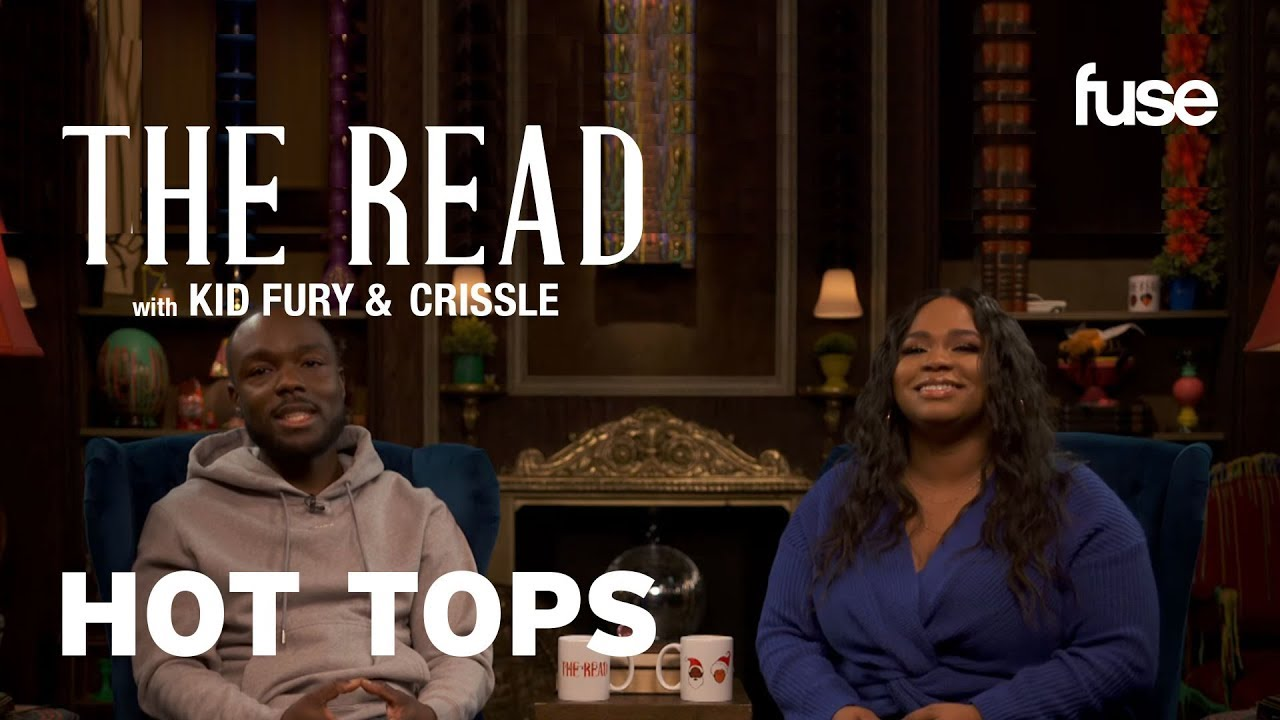 Papa Racist John's | Hot Tops | The Read with Kid Fury & Crissle | Fuse