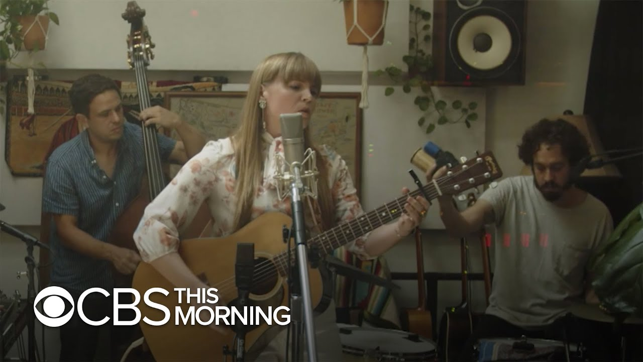 """Saturday Sessions: Courtney Marie Andrews performs """"It Must Be Someone Else's Fault"""""""