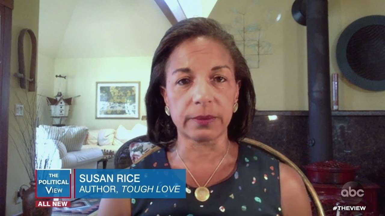 Susan Rice on Her Handling of Benghazi Aftermath and Trump's Coronavirus Response   The View