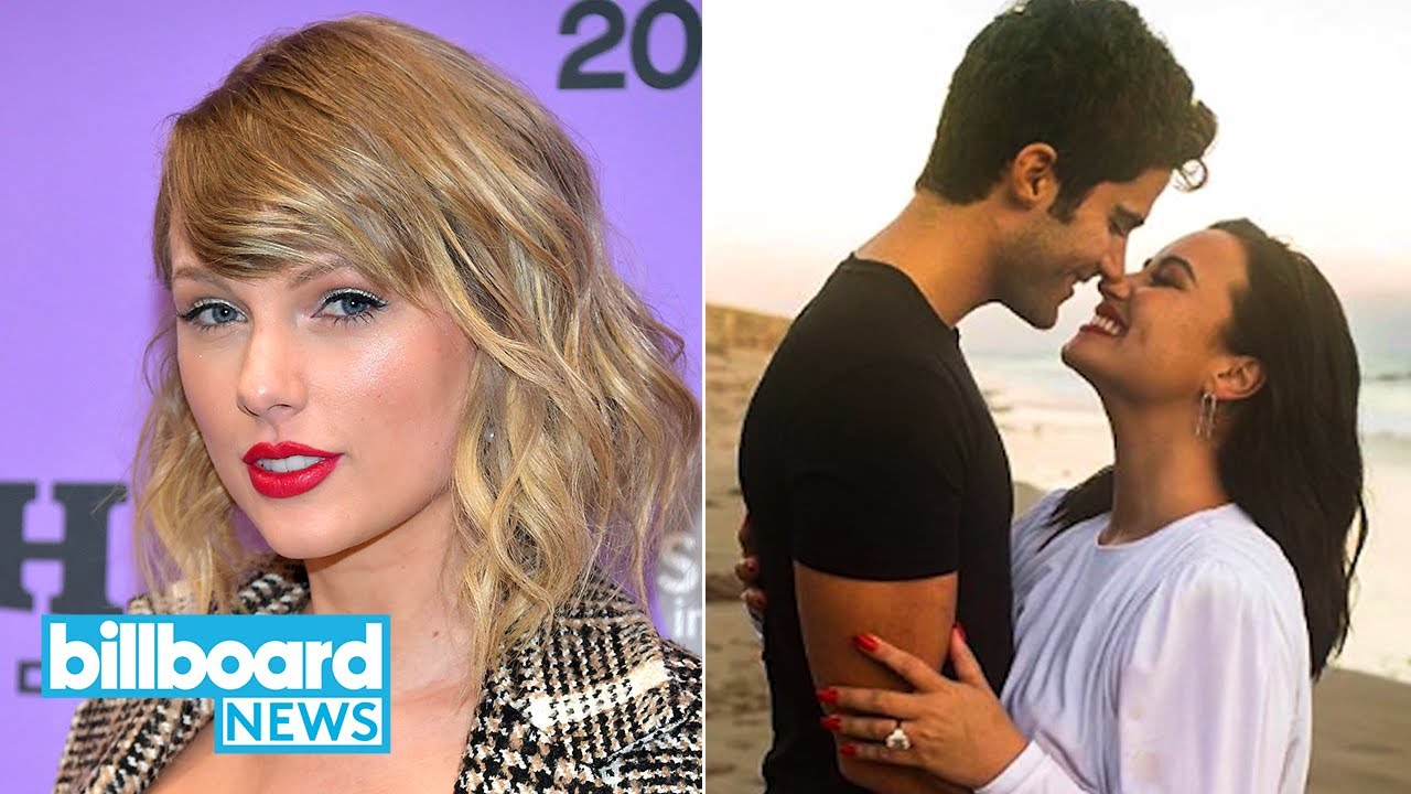Swift Drops Surprise Album! Demi Gets Engaged & 1D Gets Emotional Over 10 Years! | Billboard News