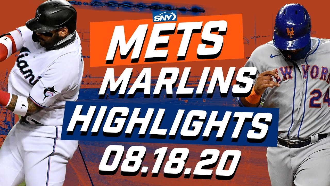 The bats break out, as Cano and Alonso lead the Mets over Miami, 11-4   New York Mets   SNY