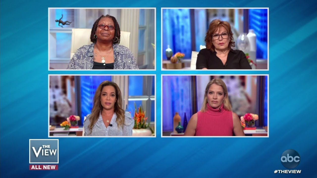 The Co-Hosts Debrief from Susan Rice's Interview   The View