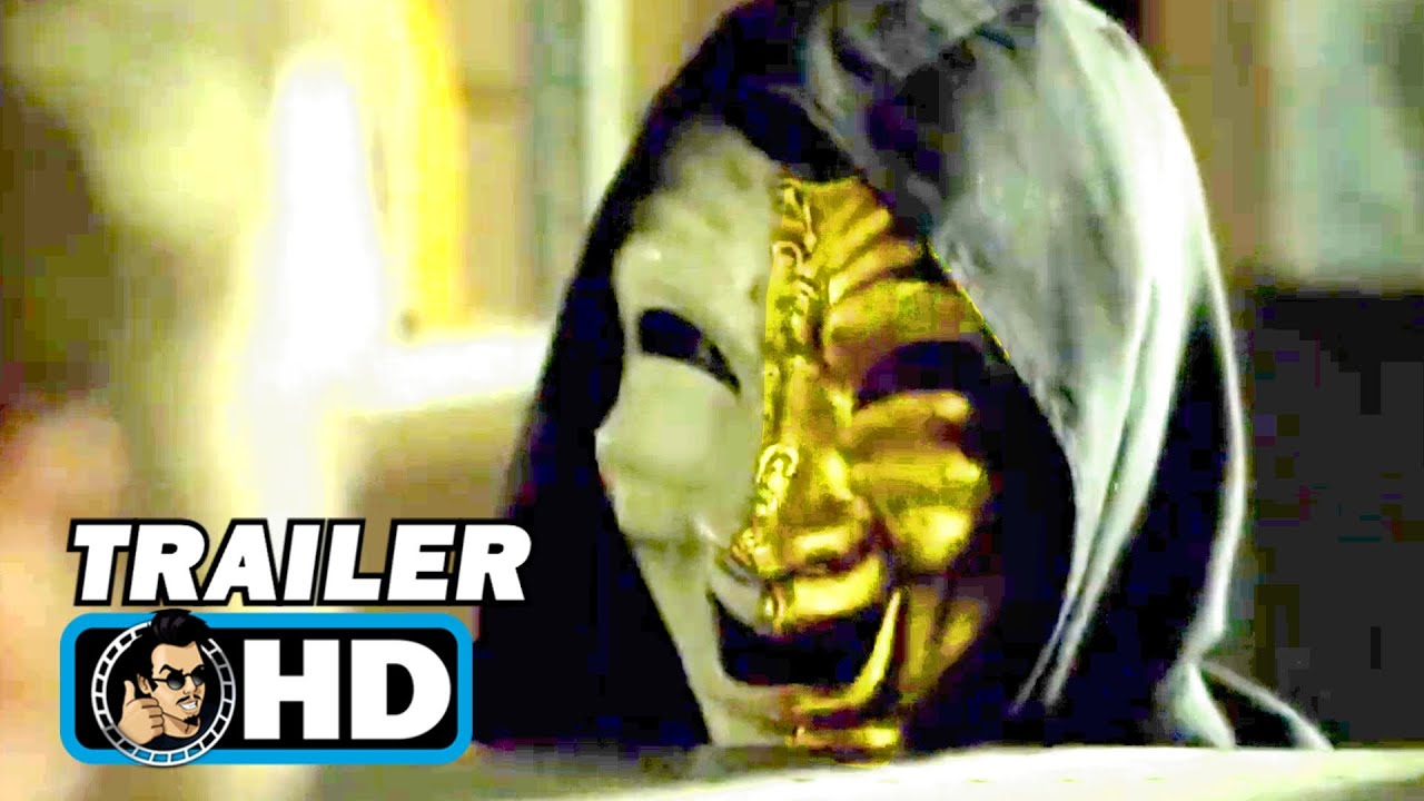 THE LAST LAUGH Exclusive Trailer (2020) Giallo Horror