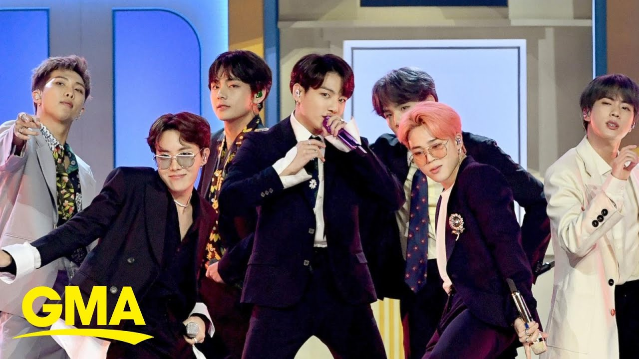 The Story of BTS   GMA