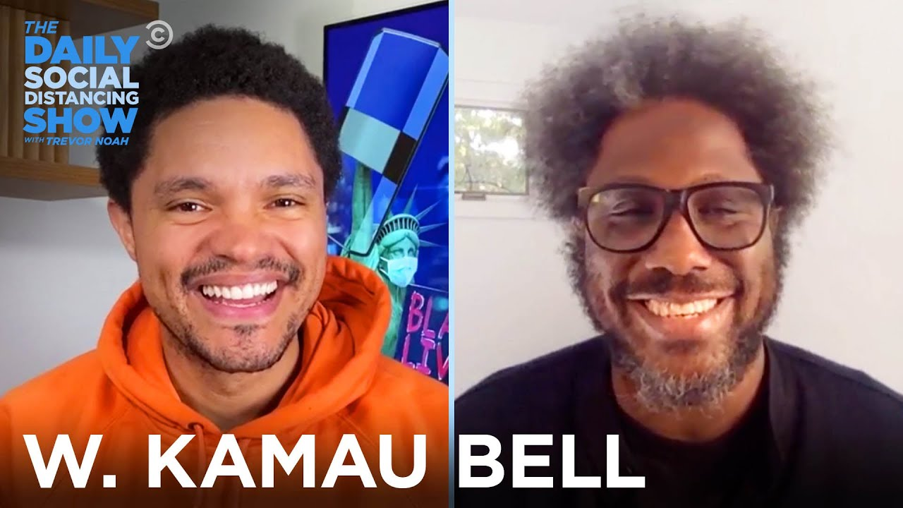 """W. Kamau Bell - """"United Shades"""" & Tough Conversations 