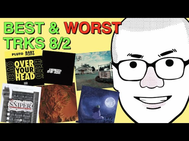 Weekly Track Roundup: 8/2 (Billie Eilish, Lil Uzi Vert, Marilyn Manson, Jake Paul)