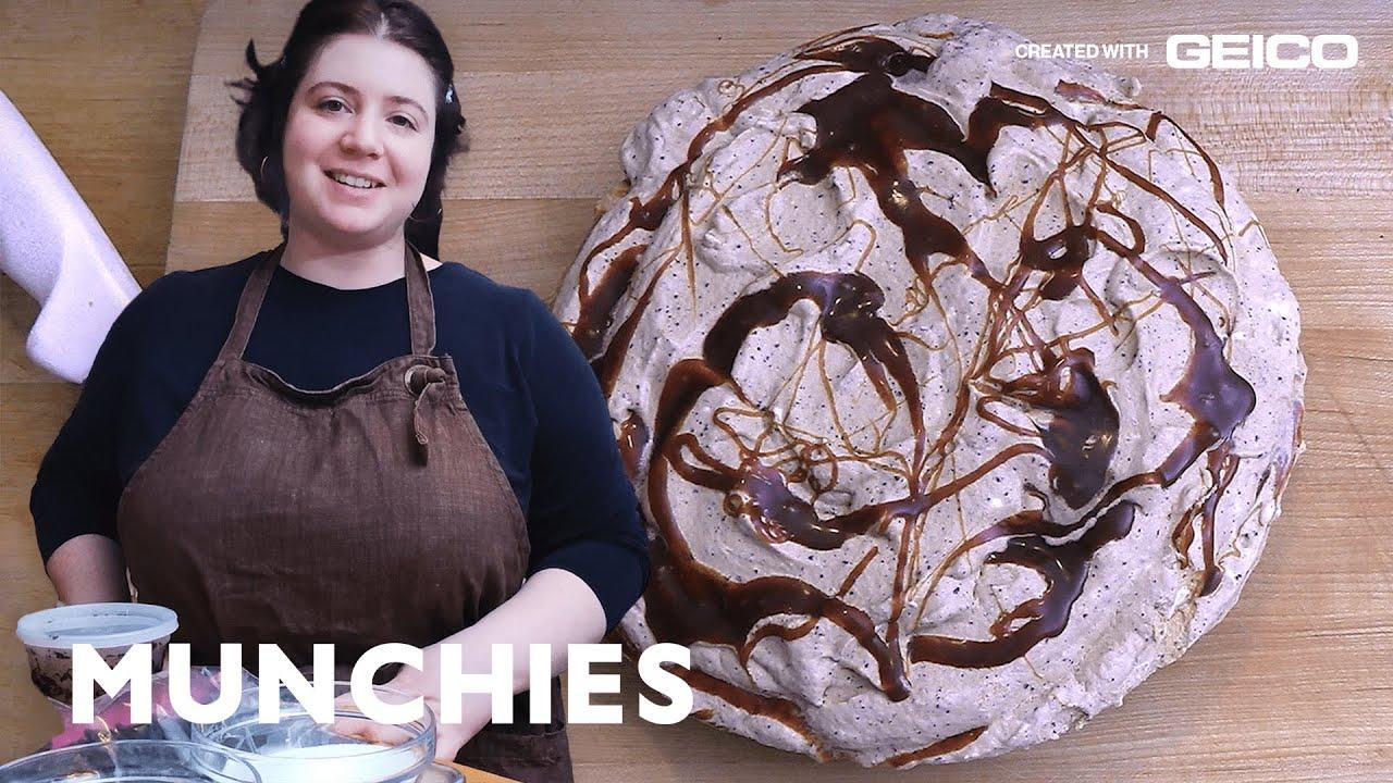 Whip Up An Indulgent Dessert Using Kitchen Scraps