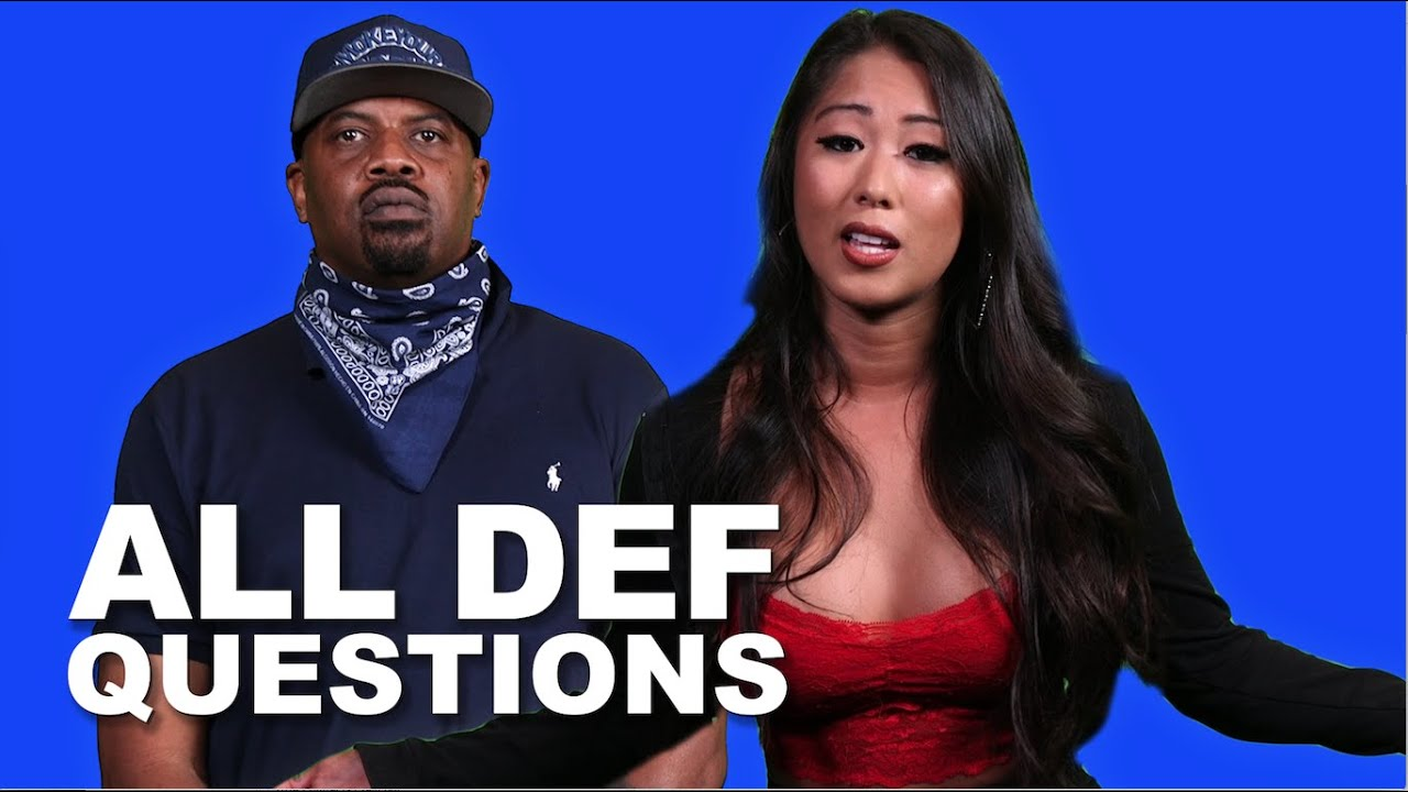 Would you snitch or get 100 years? | All Def Questions | All Def