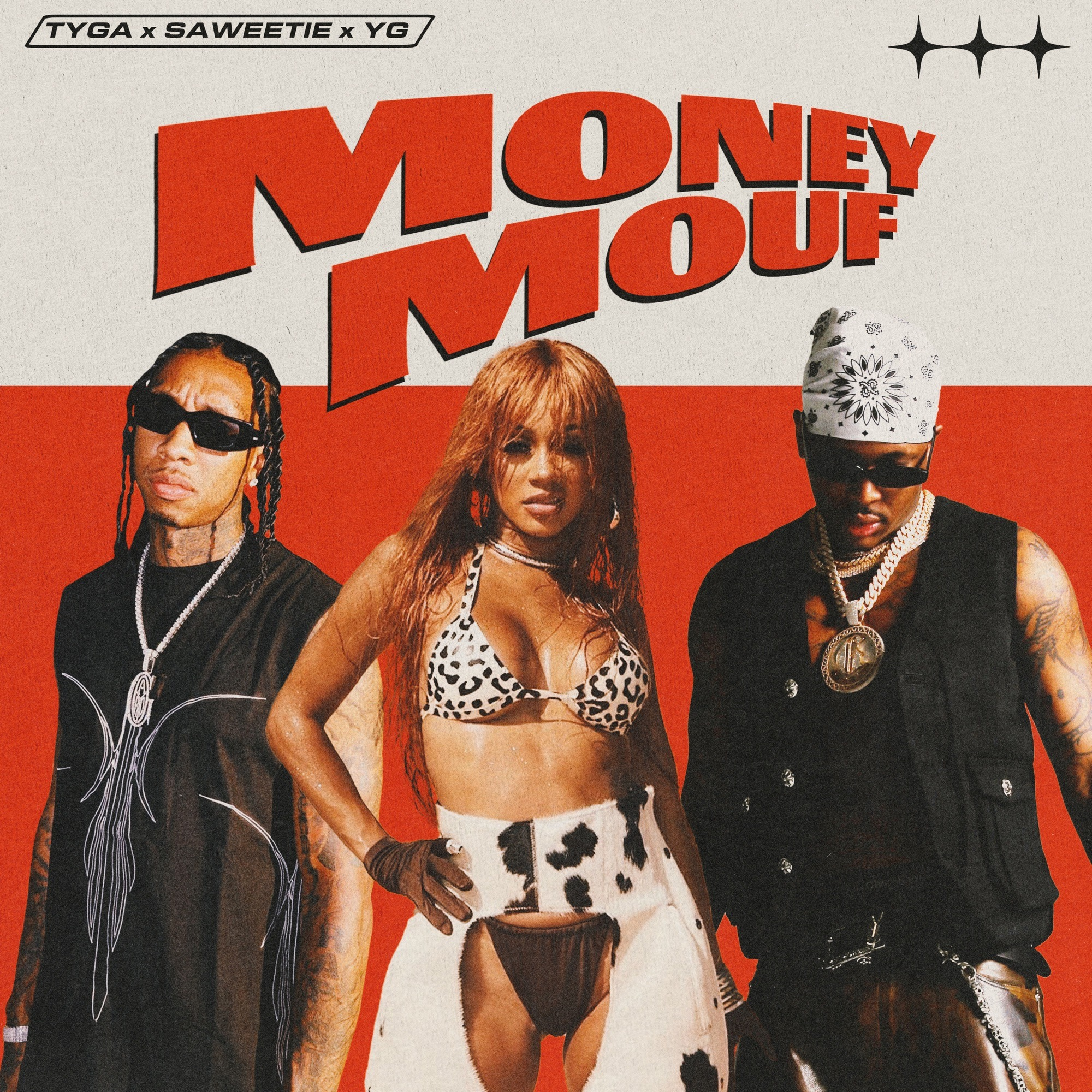 Tyga feat. Saweetie & YG - Money Mouf