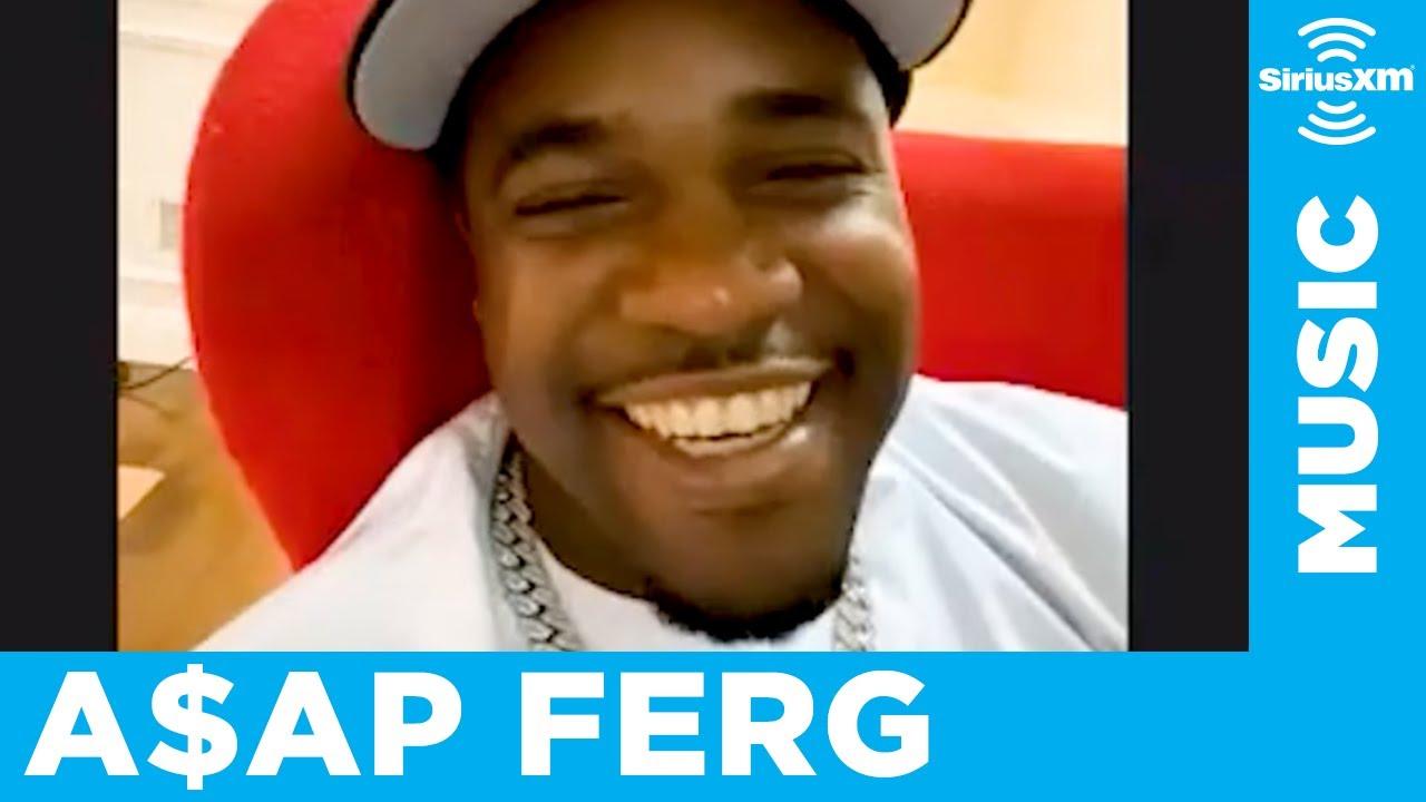 A$AP Ferg Has Great Chemistry with Nicki Minaj