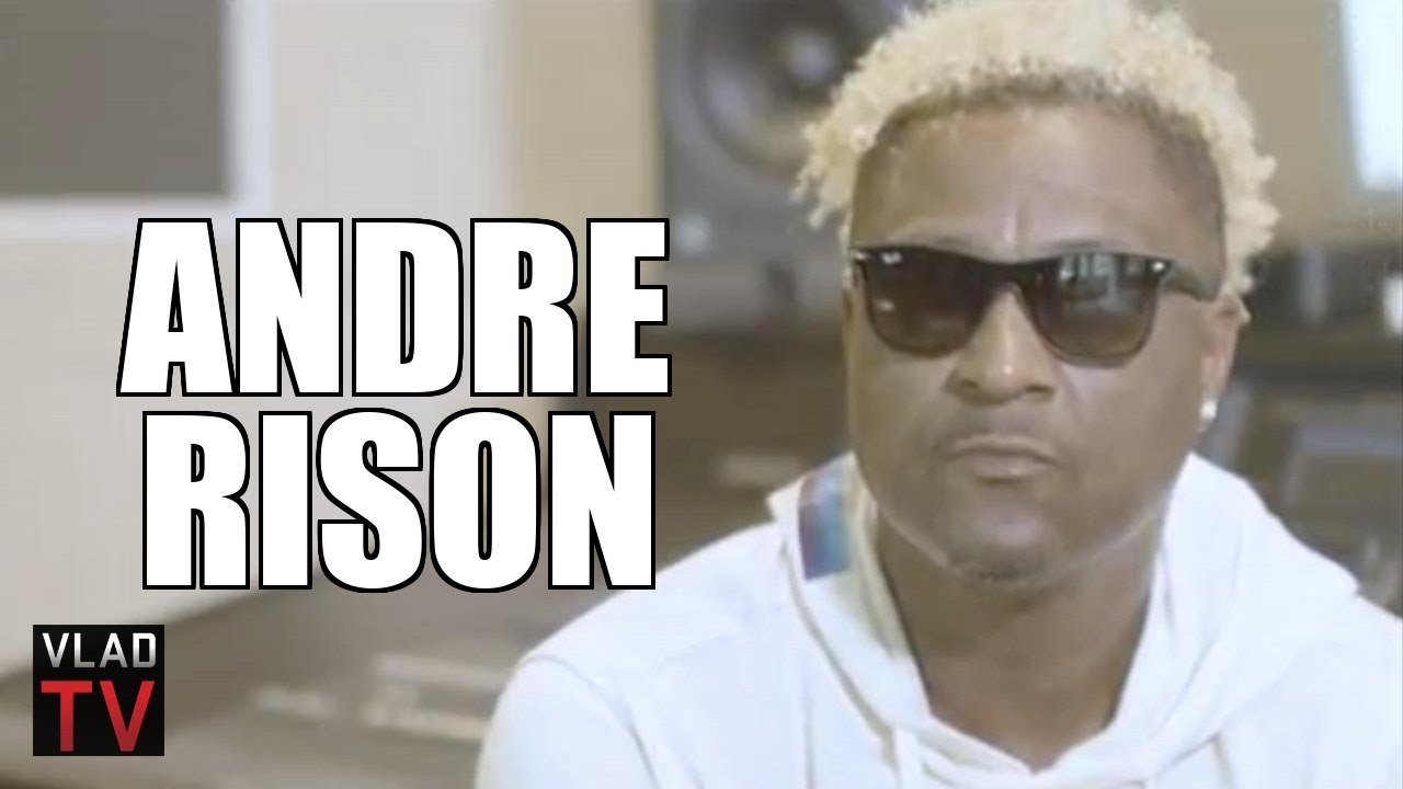 """Andre Rison on Father Joking About Him Dating """"Right Eye"""" on His Deathbed (Part 1)"""