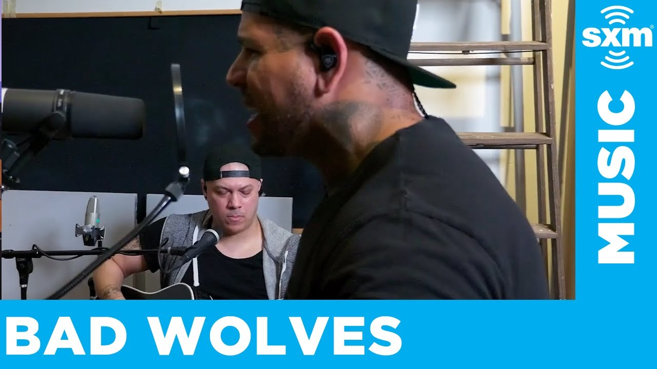 Bad Wolves - Sober (Acoustic) [Live for @SiriusXM] | Octane Home Invasion Festival