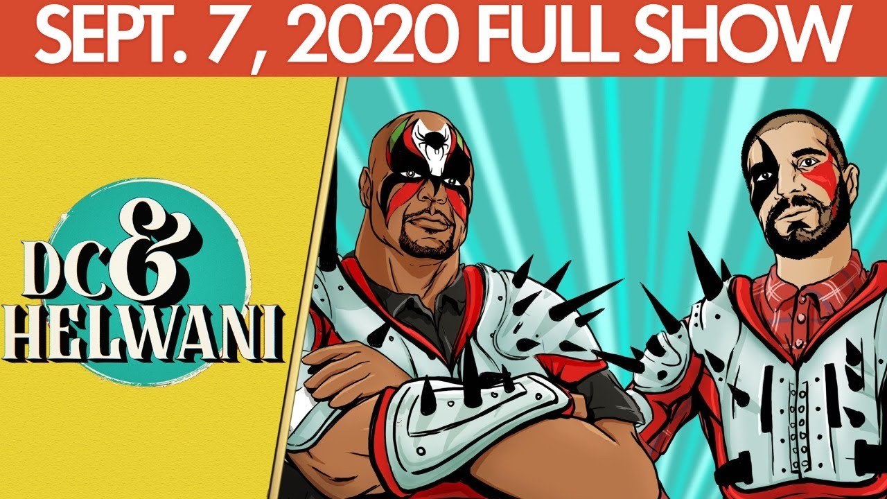 DC & Helwani (September 7, 2020)   ESPN MMA