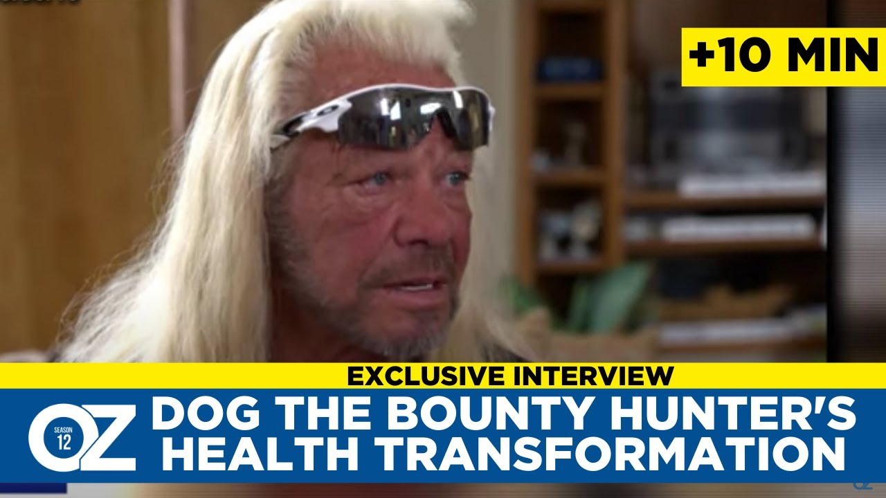 Dog The Bounty Hunter's Complete Health Transformation - FULL INTERVIEW