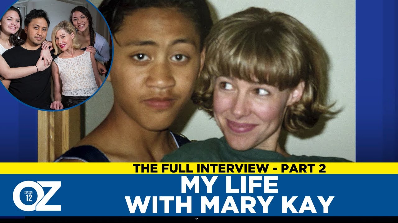 Dr. Oz and Vili Fualaau On Being With Mary Kay Letoureau In Her Final Moments Full Interview Part 2
