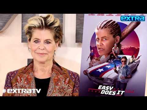 'Easy Does It' Star Linda Hamilton Reveals Why She's Not on Social Media