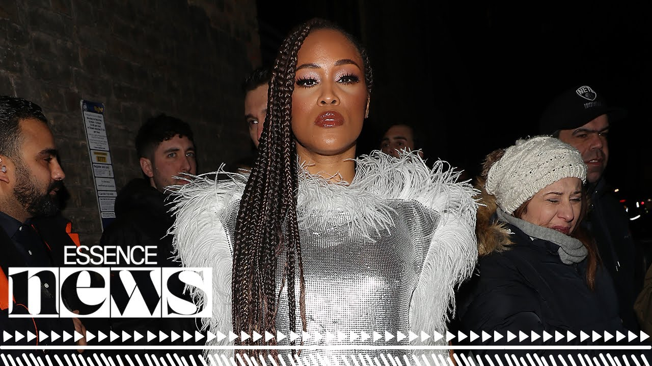 Eve Talks About Co-Hosting New Season of 'The Talk' from London!   ESSENCE News  ESSENCE