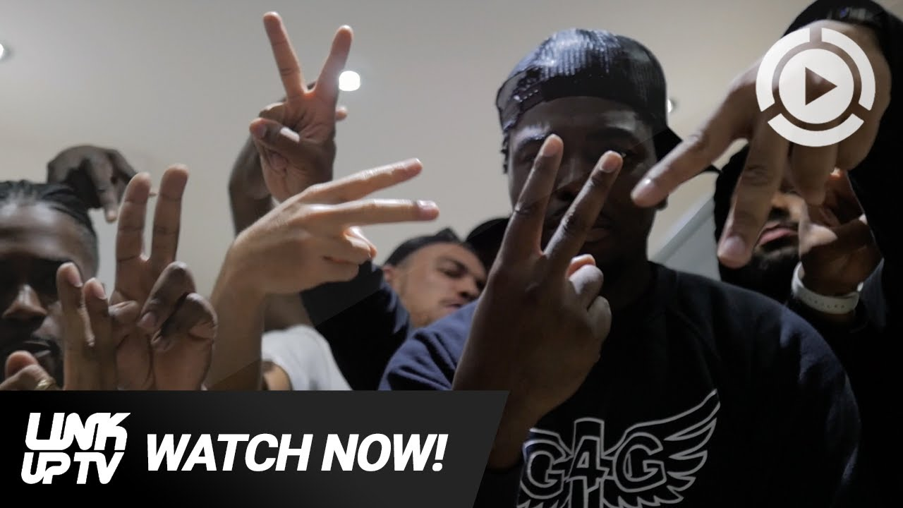 #G4G Goons4God - Scoreboard [Music Video] Link Up TV