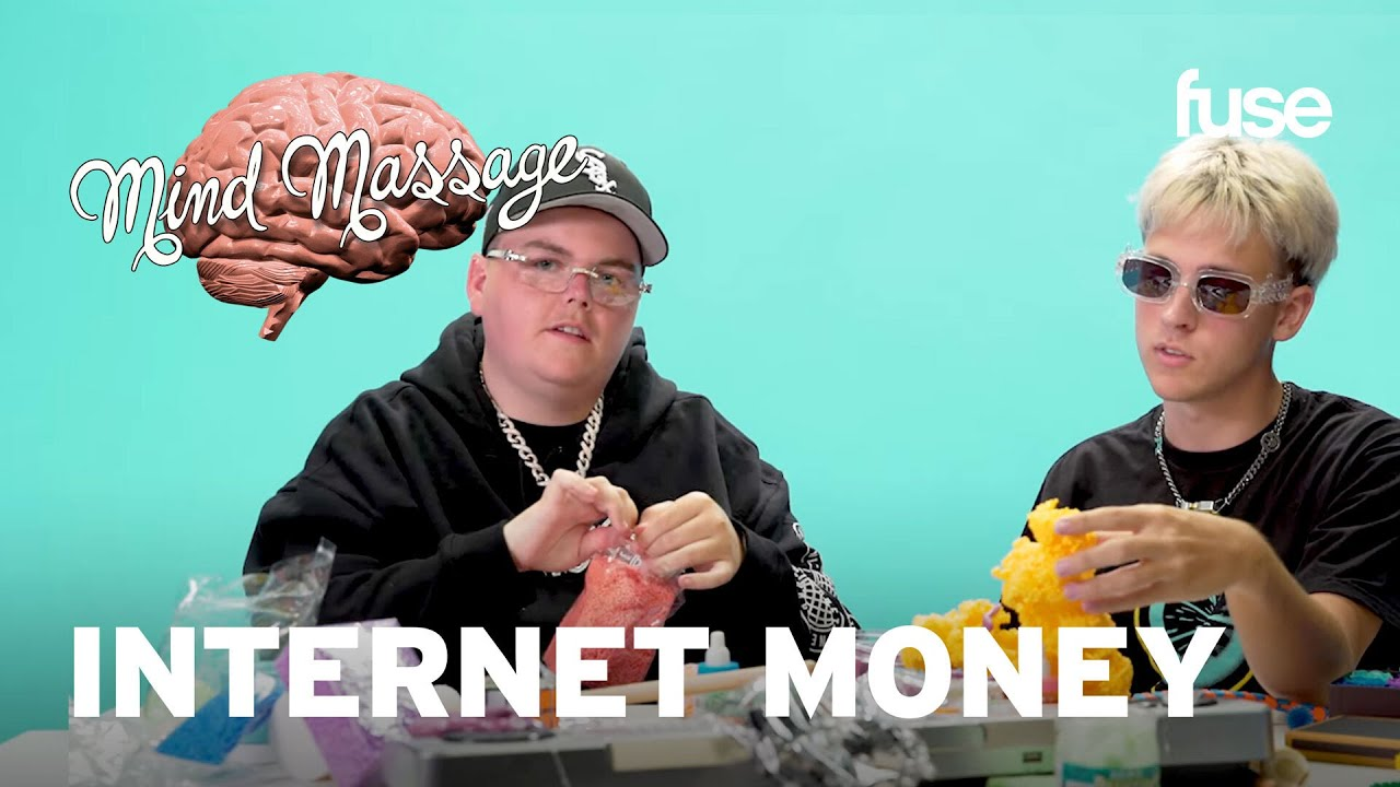 """Internet Money Do ASMR with Bubble Wrap, Talk """"B4 The Storm"""", Producing & More 