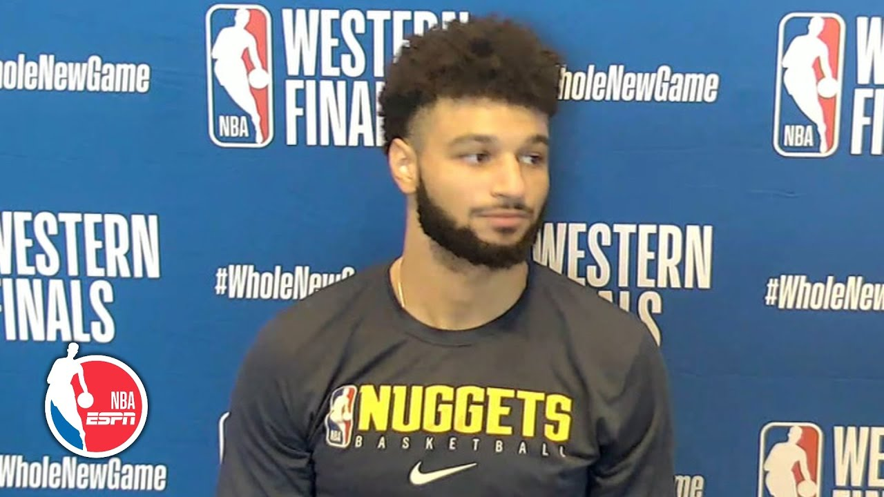 Jamal Murray talks how Nuggets will adjust for Game 2 vs. Lakers | 2020 NBA Playoffs