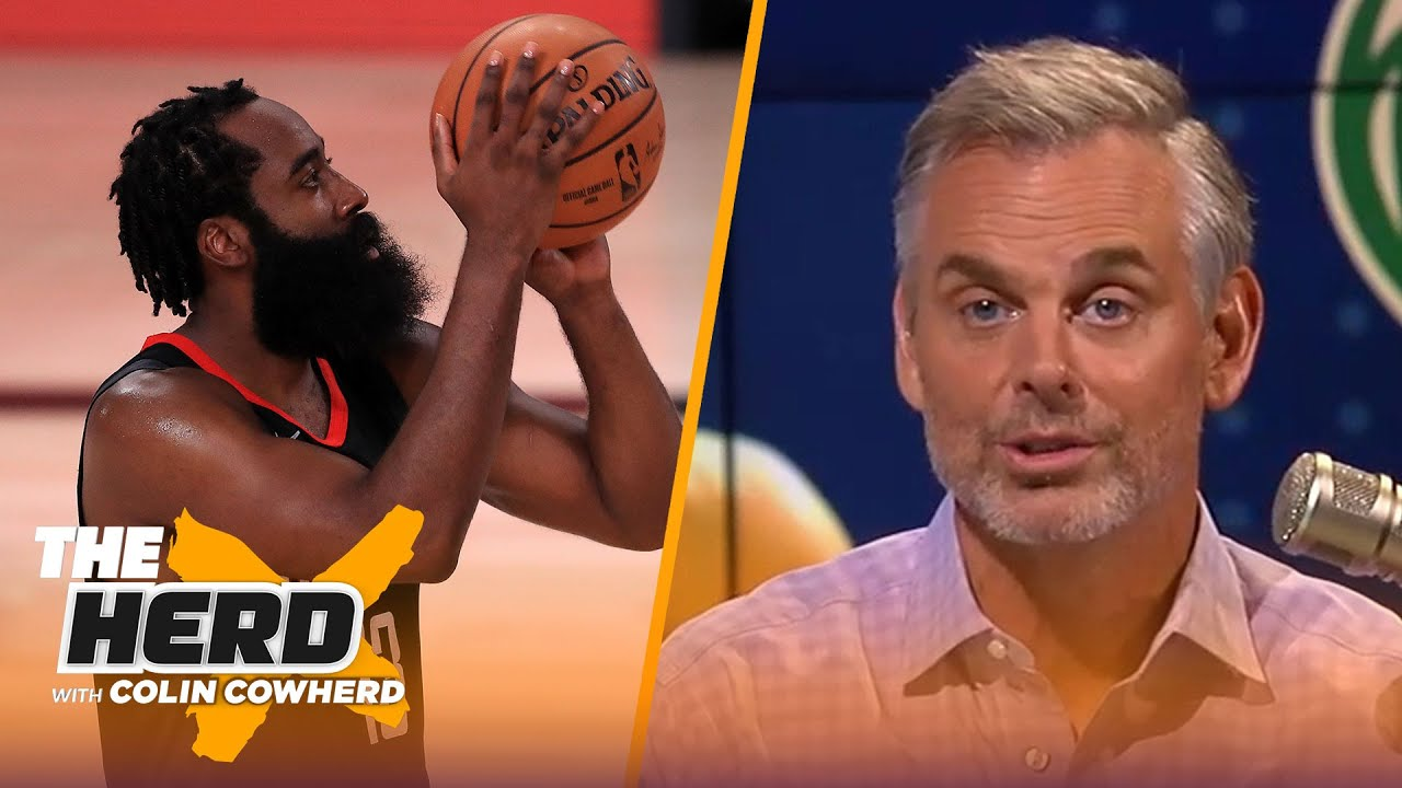 James Harden is easy to figure out, Giannis will stay in Milwaukee — Bucher | NBA | THE HERD