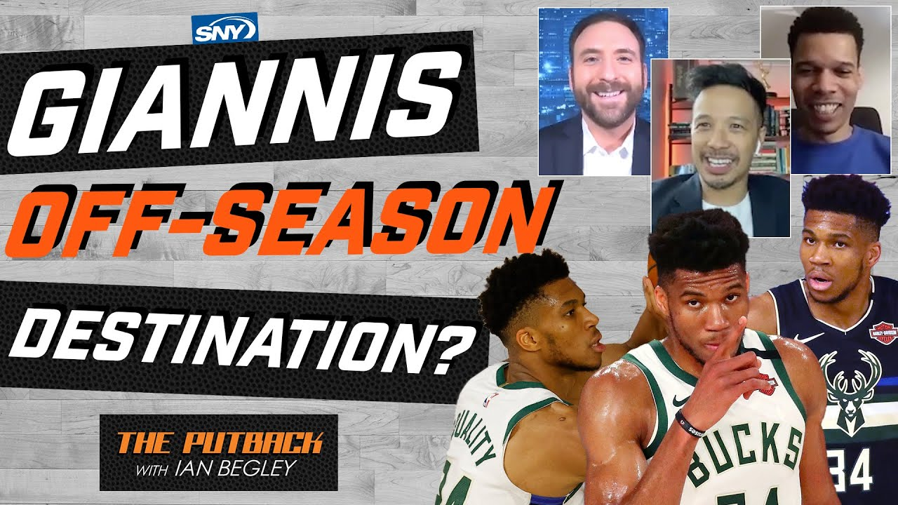 Jason Concepcion talks Giannis to the Knicks + all-decade team | The Putback with Ian Begley | SNY