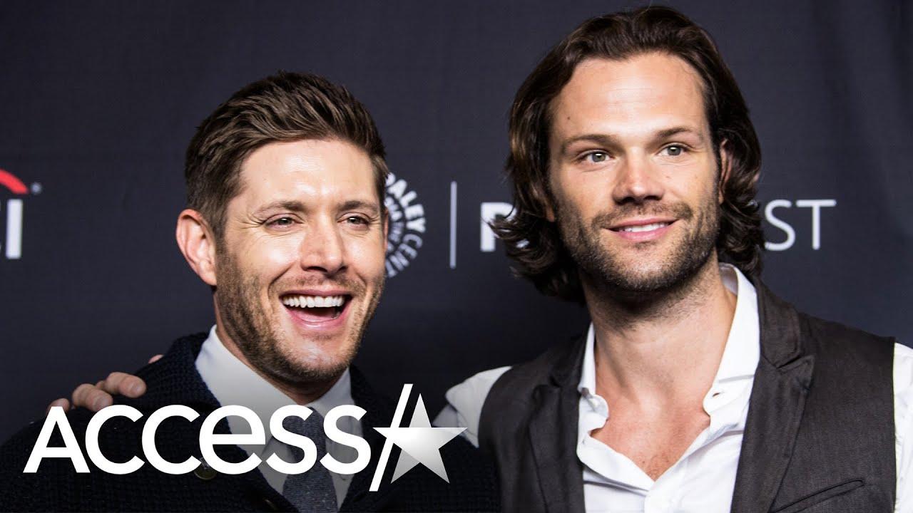 Jensen Ackles & Jared Padalecki Honor 'Supernatural' On Emotional Final Day Of Filming