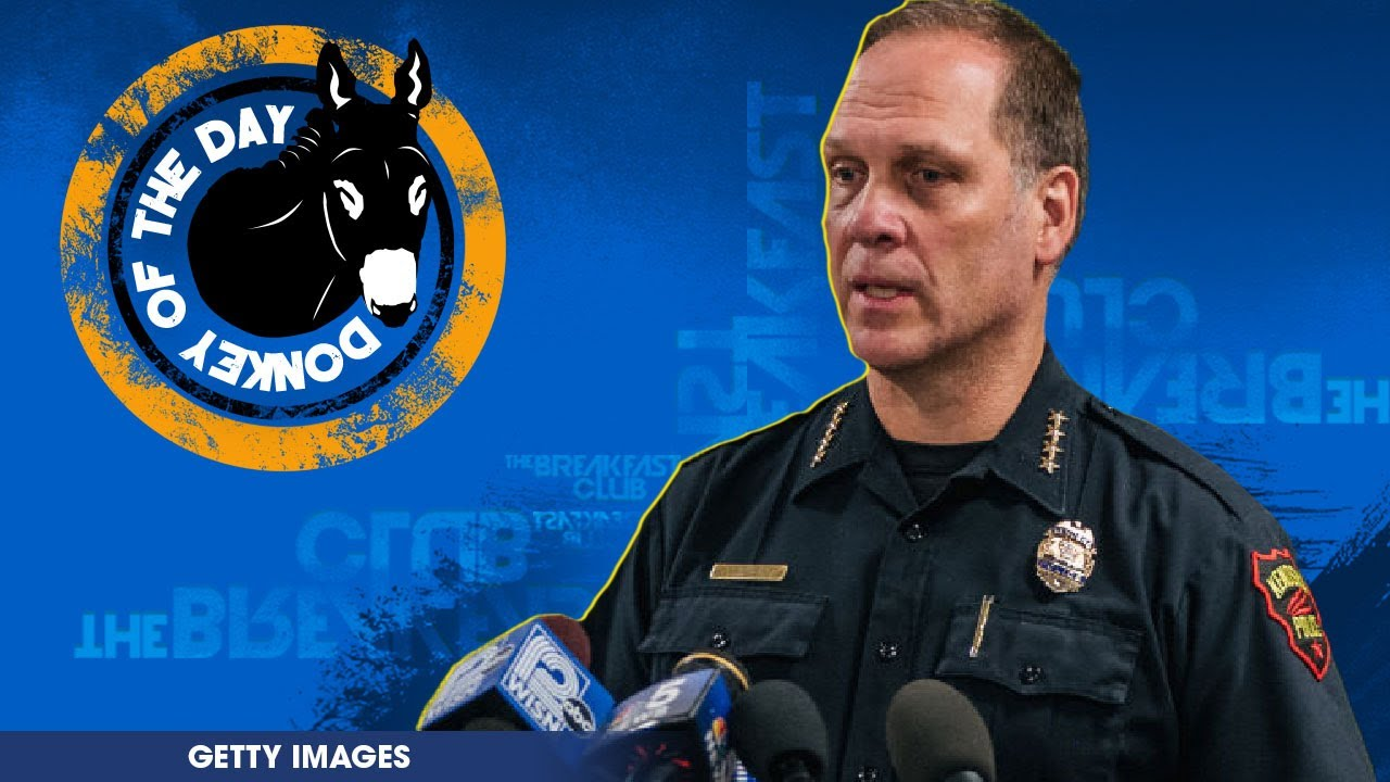 Kenosha Police Chief Blames Protestors Staying Past Curfew For Their Deaths