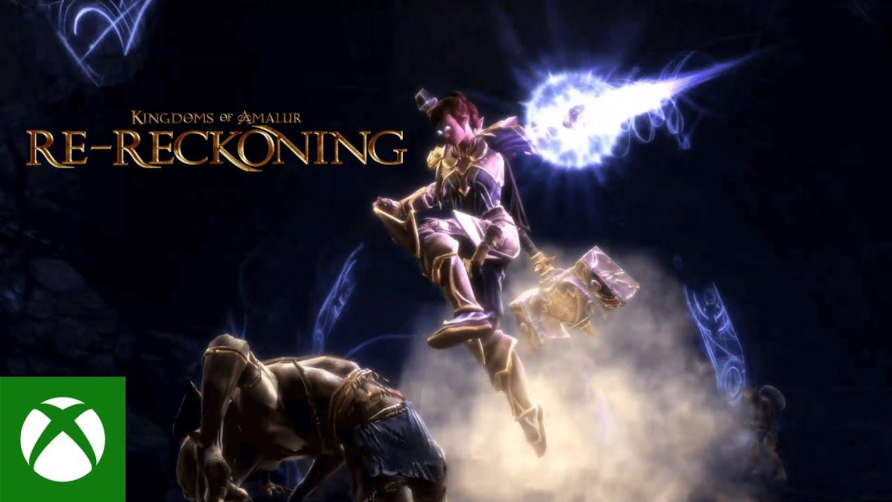 Kingdoms of Amalur: Re-Reckoning - Choose Your Destiny: Sorcery