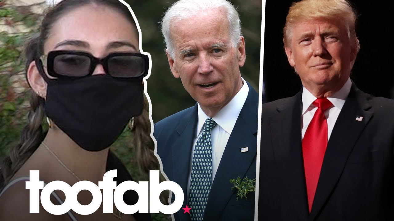 Madison Beer On Who She's Voting For -- And Why | toofab