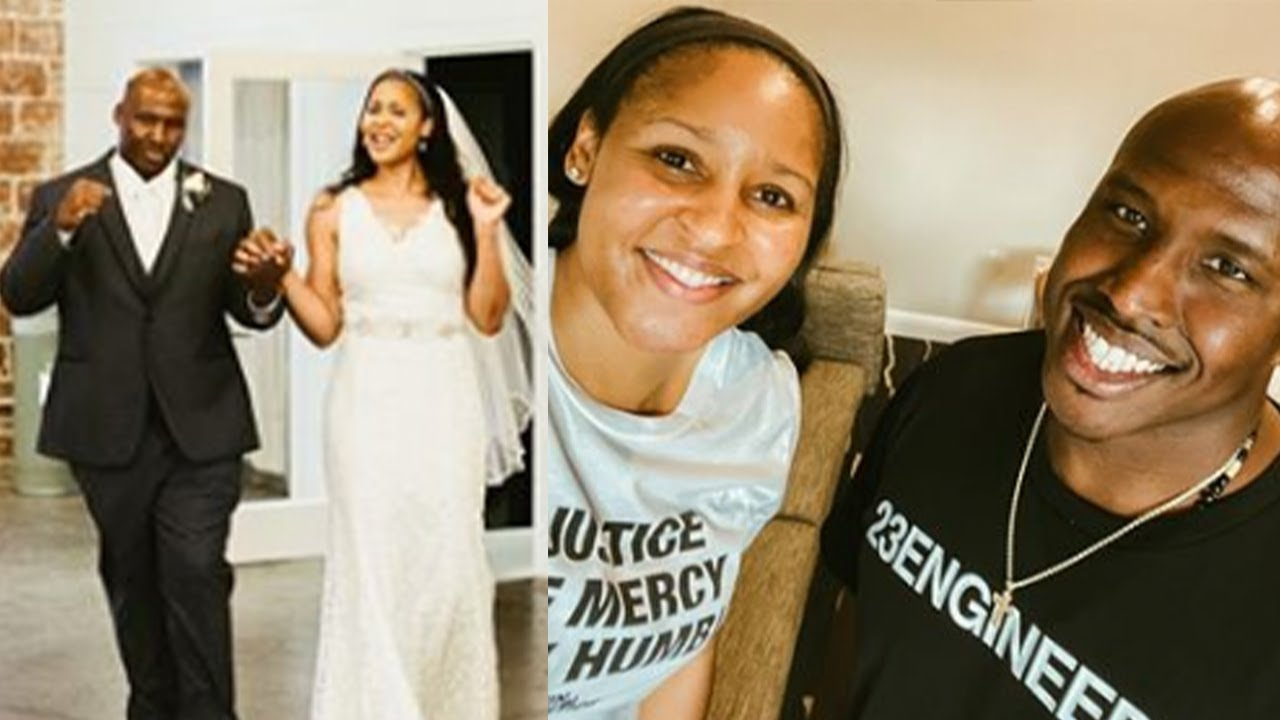 Maya Moore Announces She Is Married To Jonathan Irons, The Man She Helped Free From Prison