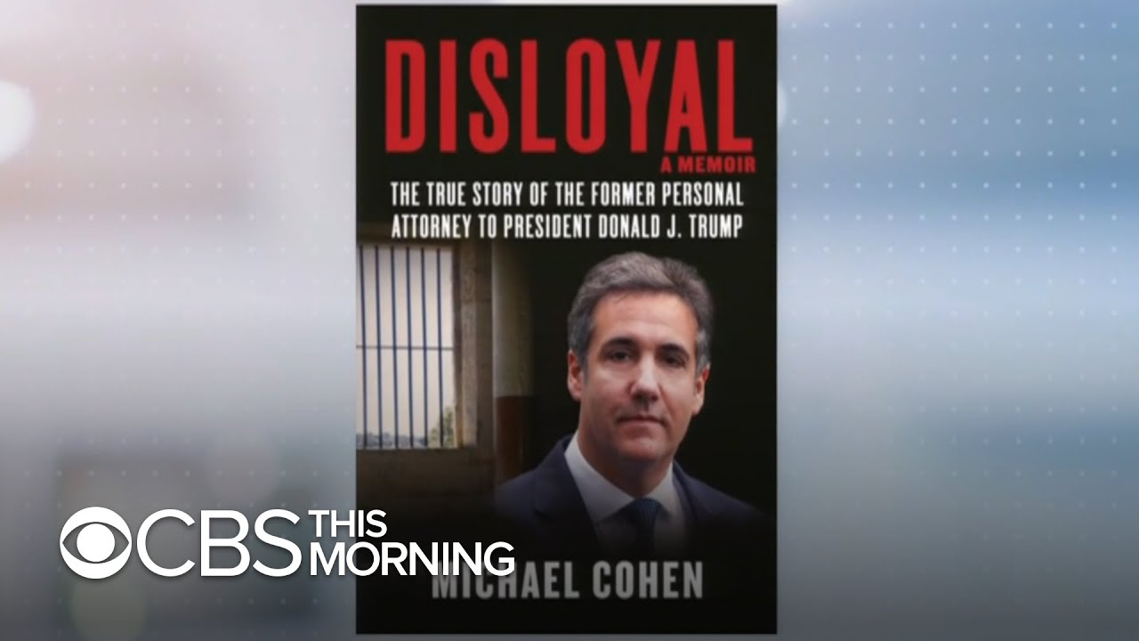 Michael Cohen claims Trump will do anything to win the 2020 election