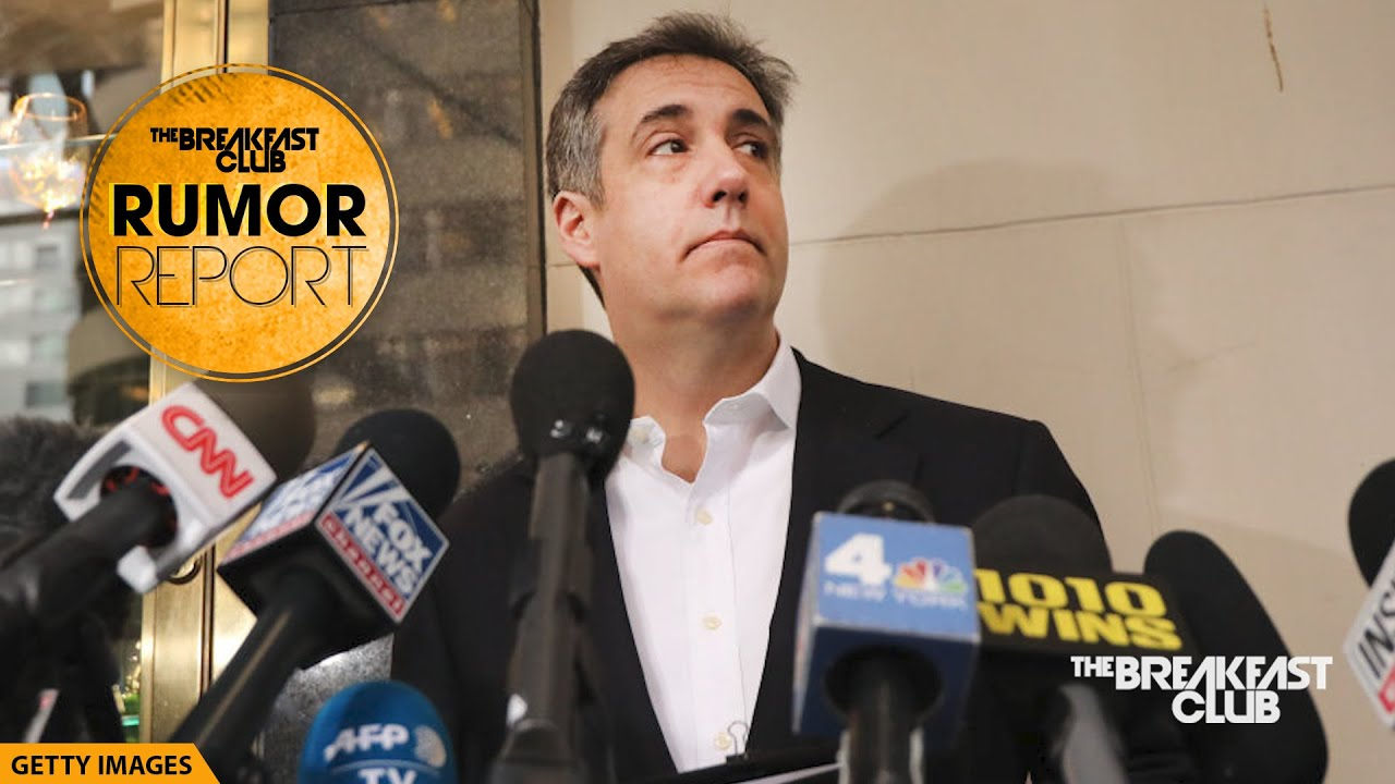 Michael Cohen Recalls A Time Trump Called His 15-Year-Old Daughter 'Hot'