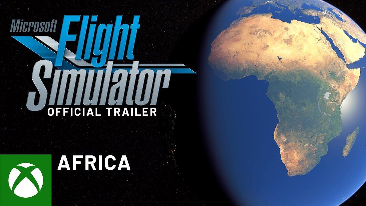 Microsoft Flight Simulator – Africa – Around the World Tour