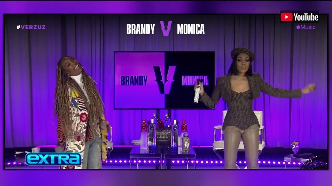 Monica on EXTRA (9/2/20)