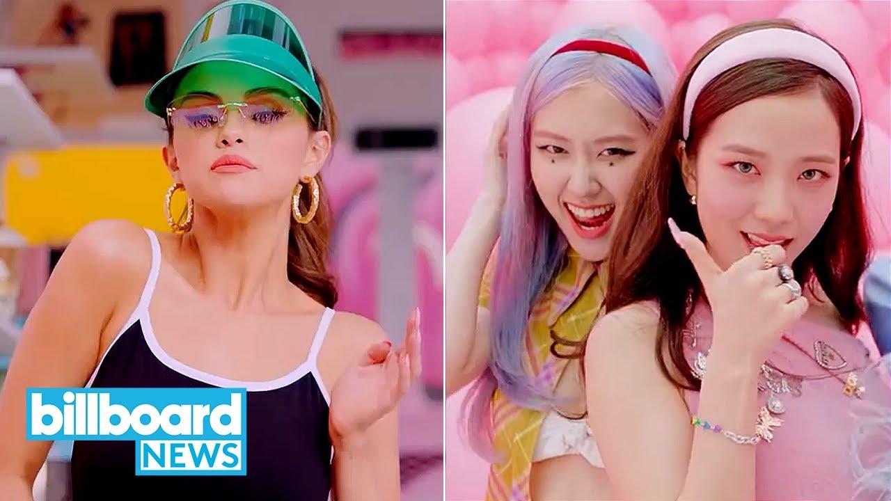 "New Music Friday: Blackpink & Selena Gomez Drop ""Ice Cream,"" Katy Perry's 'Smile' & More   Billboard"