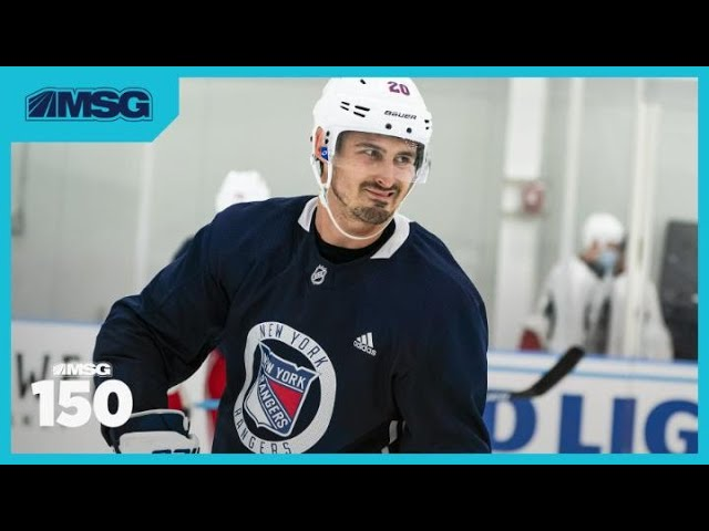 Rangers Start Training Camp - It's Time To Get Excited!