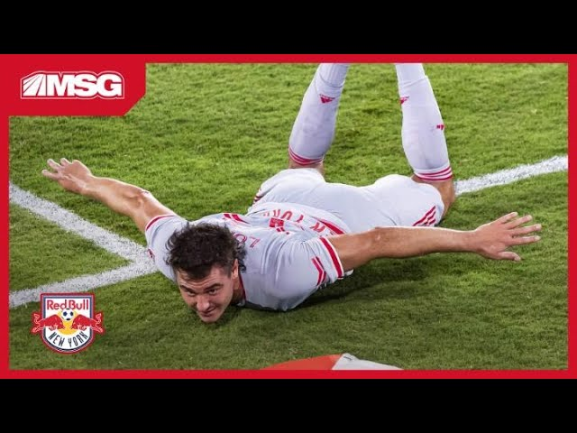Red Bulls Stop Slide, Blank DC United | Match Breakdown | New York Red Bulls | MLS